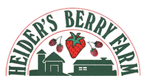 Heiders Berry Farm Logo
